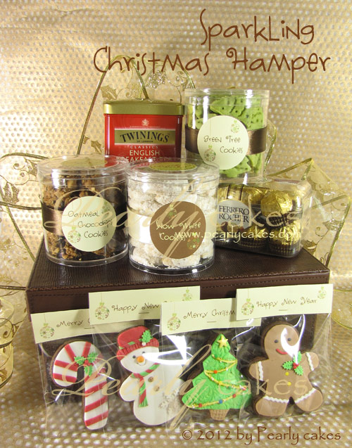 Christmas Hampers 2012