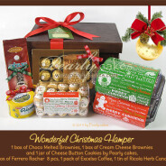 Christmas 2013 Hampers